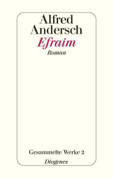 Efraim als Buch