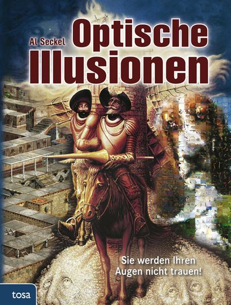 Optische Illusionen als Buch (gebunden)