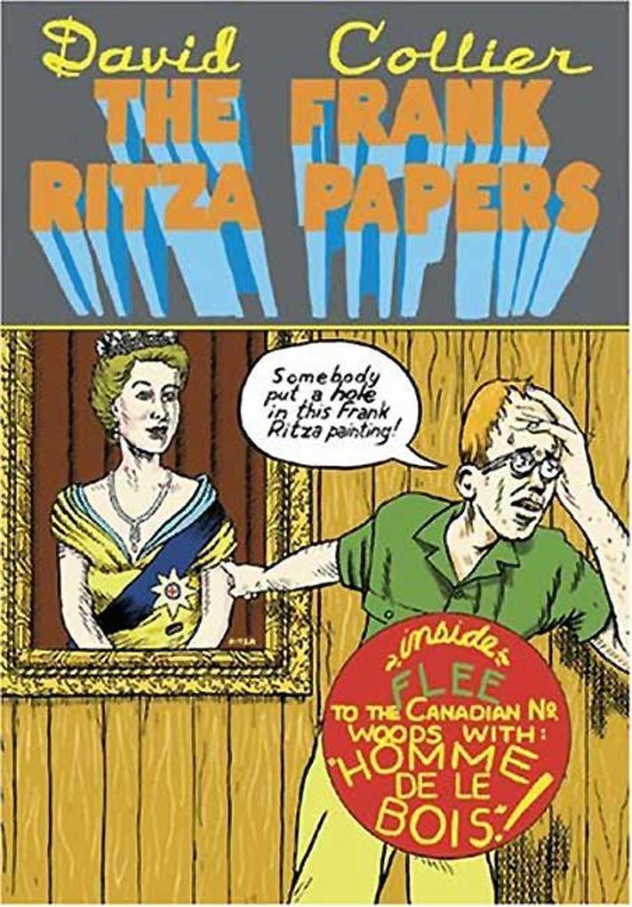 The Frank Ritza Papers als Taschenbuch