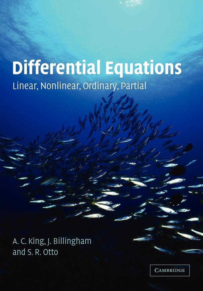 Differential Equations als Buch (kartoniert)