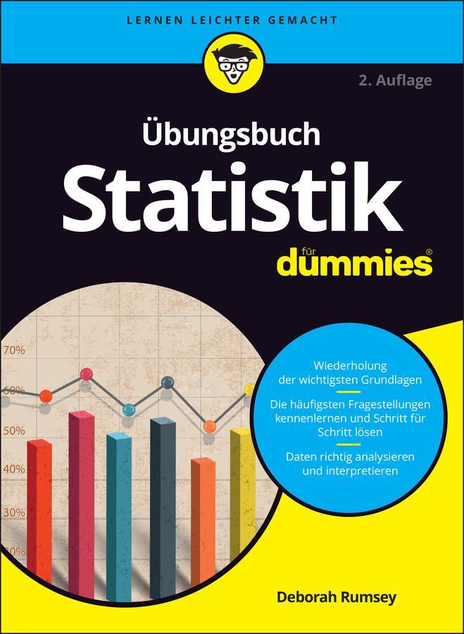 Übungsbuch Statistik für Dummies als eBook epub