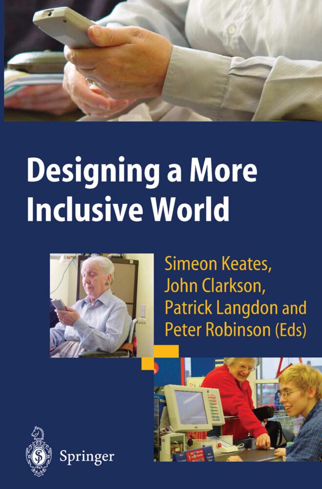 Designing a More Inclusive World als Buch (gebunden)