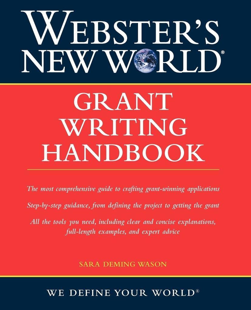 Grant Writing Handbook als Taschenbuch