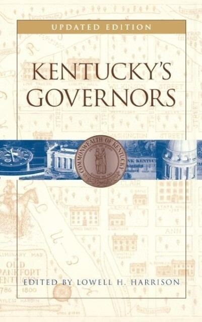 Kentucky's Governors als Buch (gebunden)