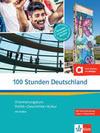 100 Stunden Deutschland. Kurs- und Übungsbuch mit Audios online