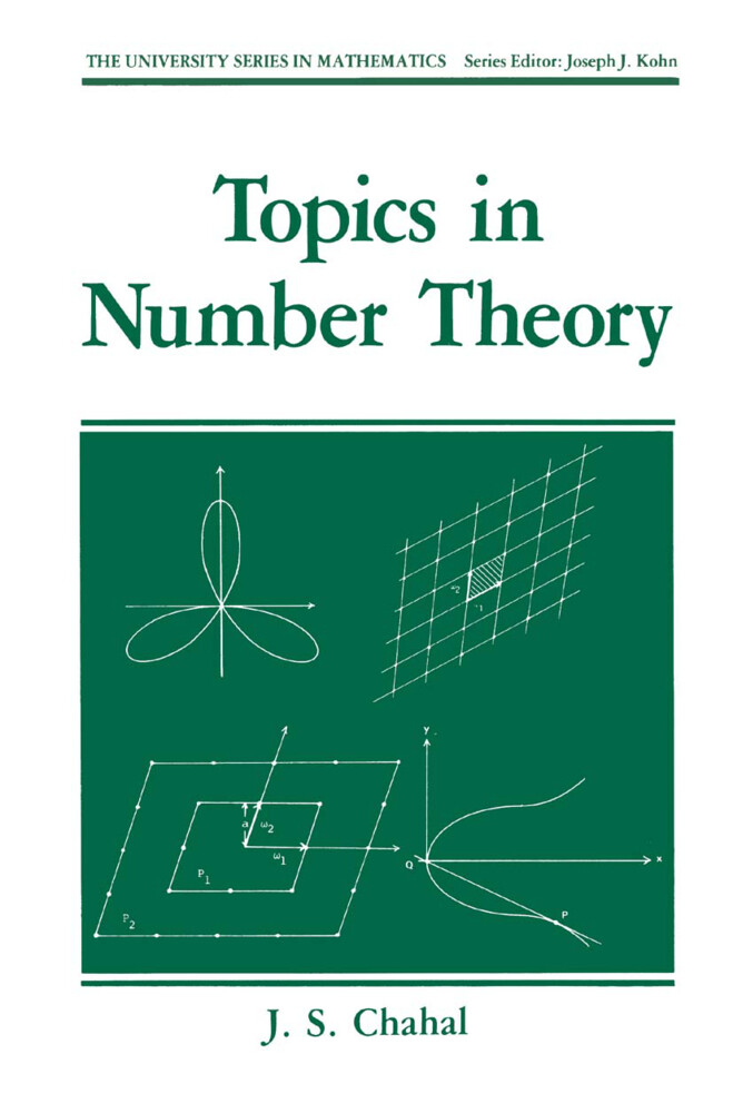 Topics in Number Theory als Buch (gebunden)