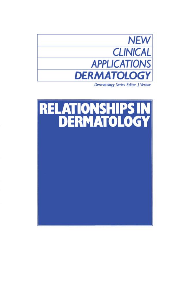 Relationships in Dermatology als Buch (gebunden)