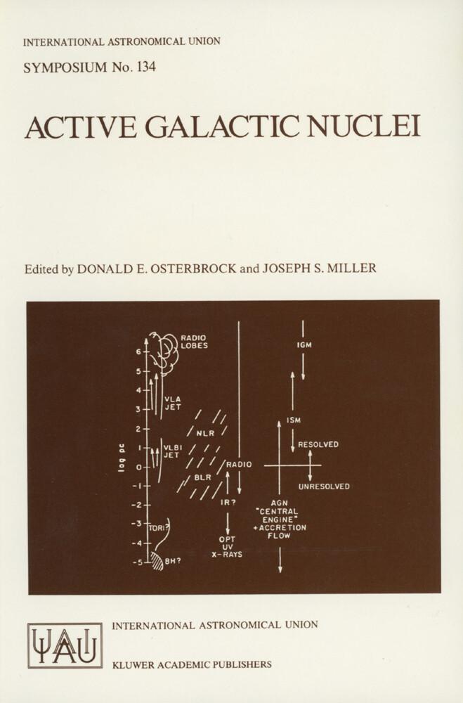 Active Galactic Nuclei als Buch (gebunden)