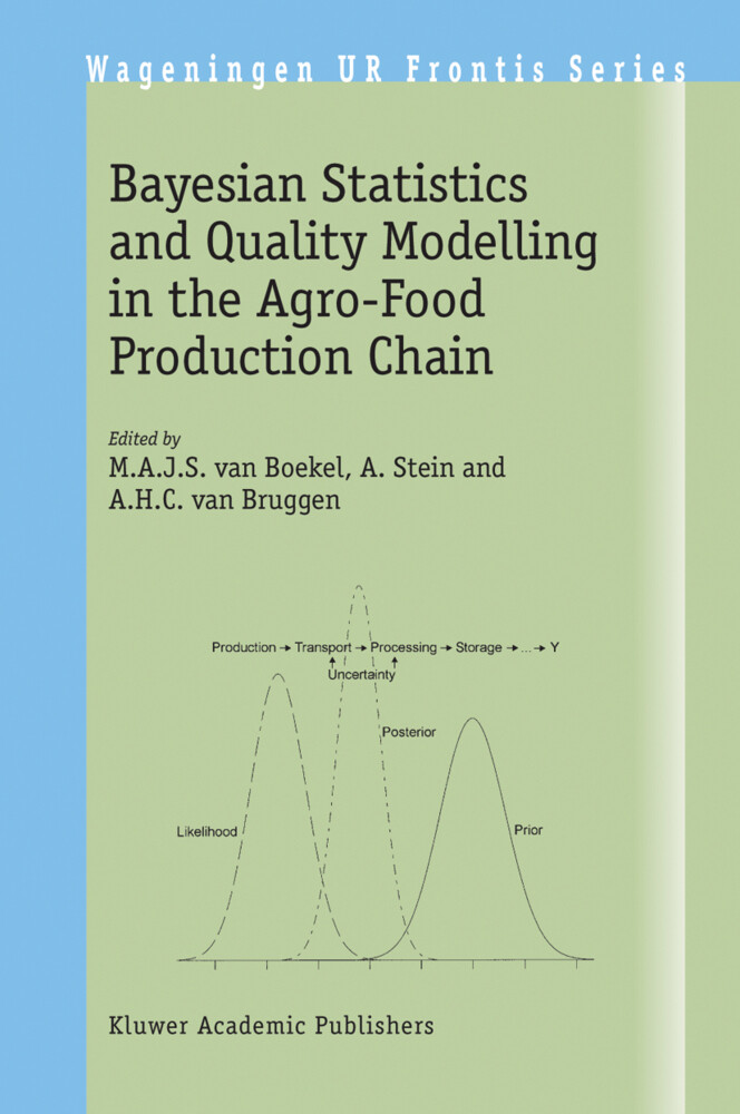 Bayesian Statistics and Quality Modelling in the Agro-Food Production Chain als Buch (gebunden)