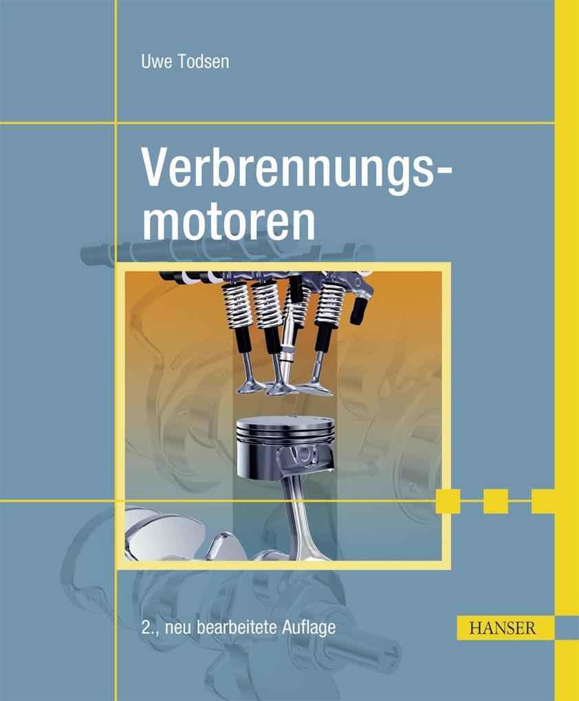 Verbrennungsmotoren als Buch (kartoniert)