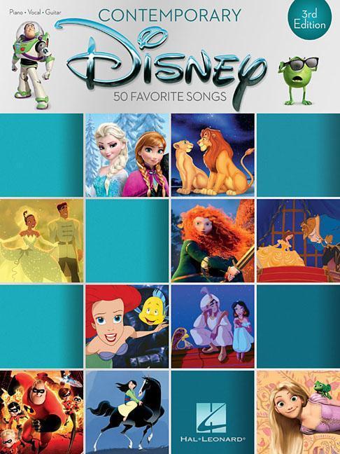 Contemporary Disney als Taschenbuch