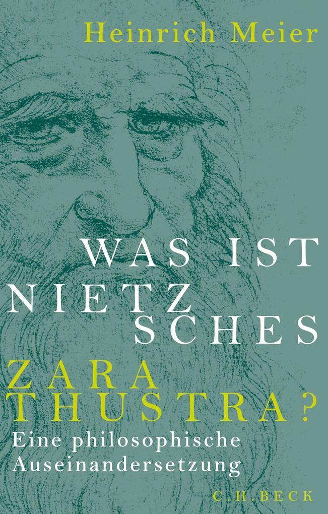Was ist Nietzsches Zarathustra? als eBook epub