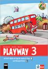 Playway. Für den Beginn ab Klasse 1. Pupil's Book mit App für Filme&Audios und CD-ROM. 4. Schuljahr