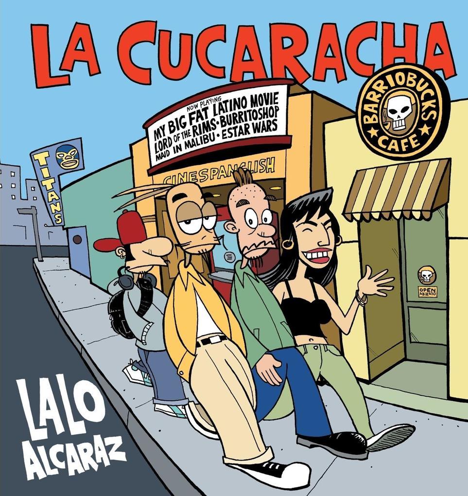 La Cucaracha als Taschenbuch