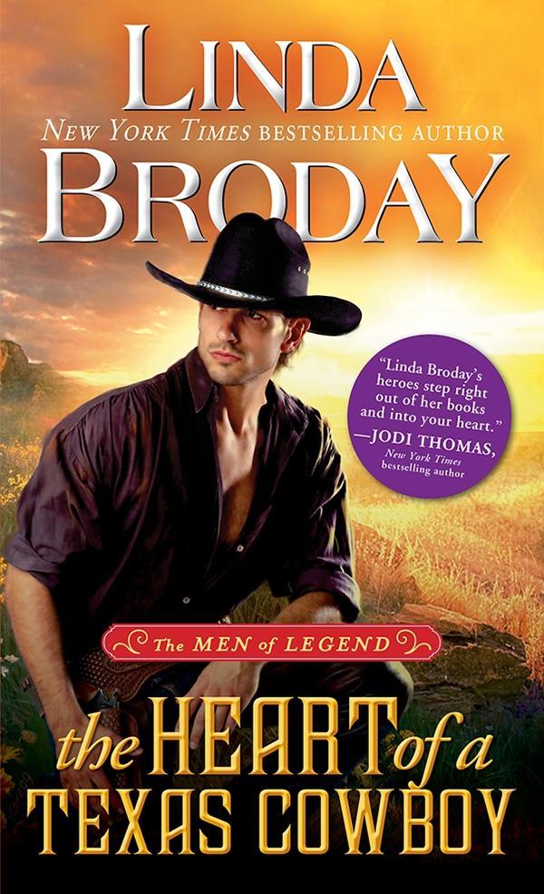 Heart of a Texas Cowboy als eBook epub