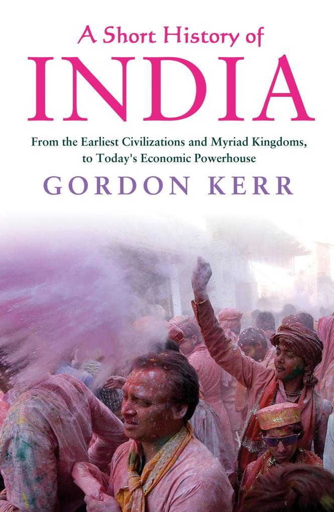 A Short History of India als eBook epub