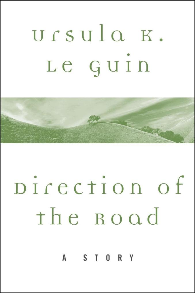 Direction of the Road als eBook epub
