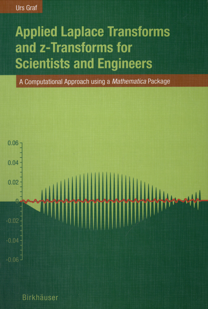 Applied Laplace- and z-Transforms als Buch (gebunden)