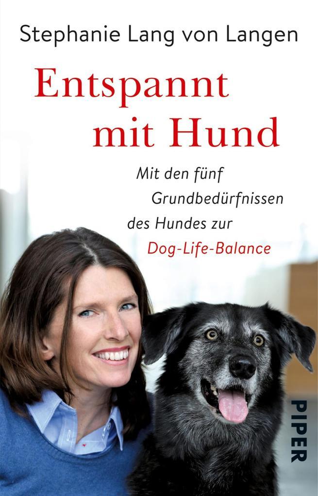 Entspannt mit Hund als eBook epub
