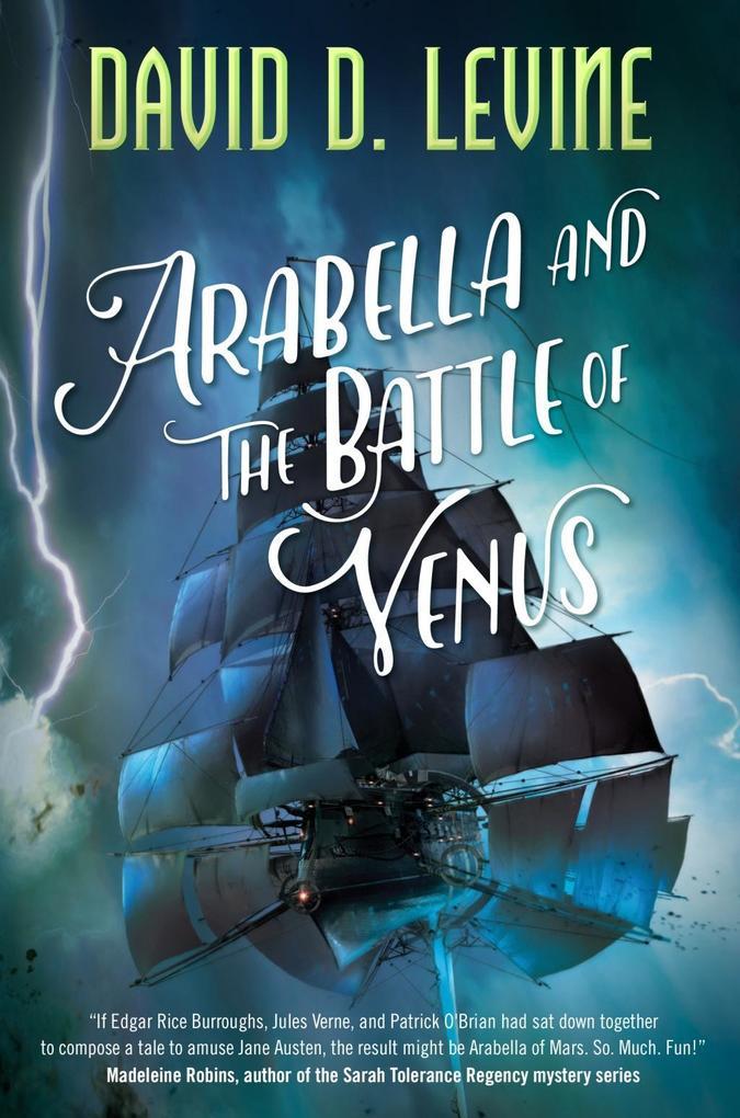 Arabella and the Battle of Venus als eBook epub