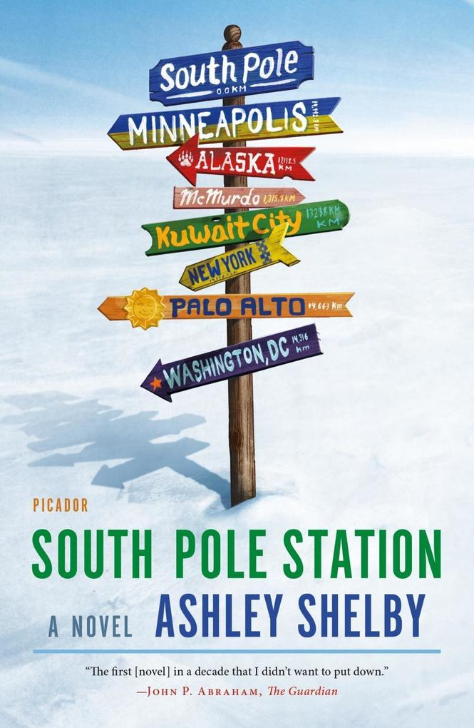 South Pole Station als eBook epub