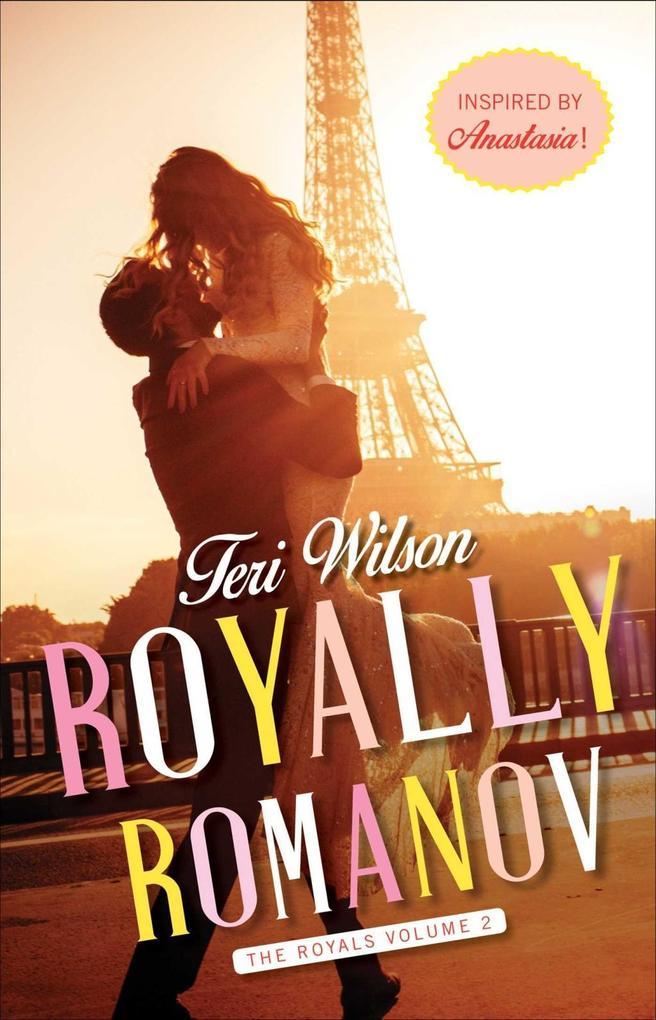 Royally Romanov als eBook epub
