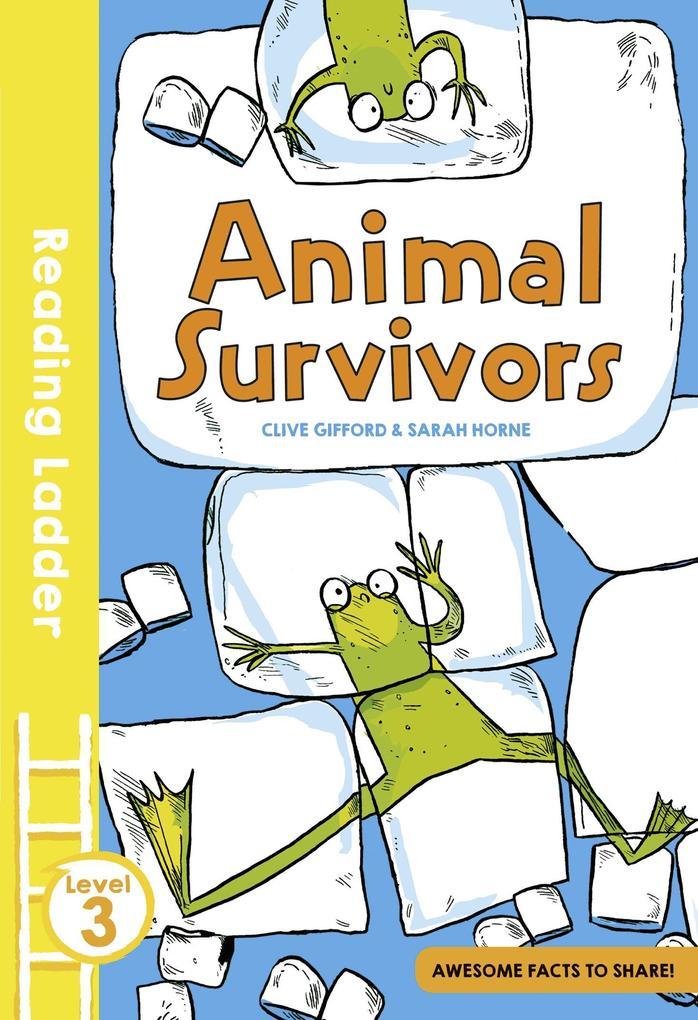 Animal Survivors als Taschenbuch