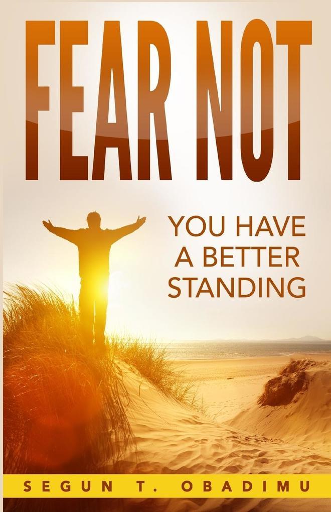 Fear Not als Taschenbuch