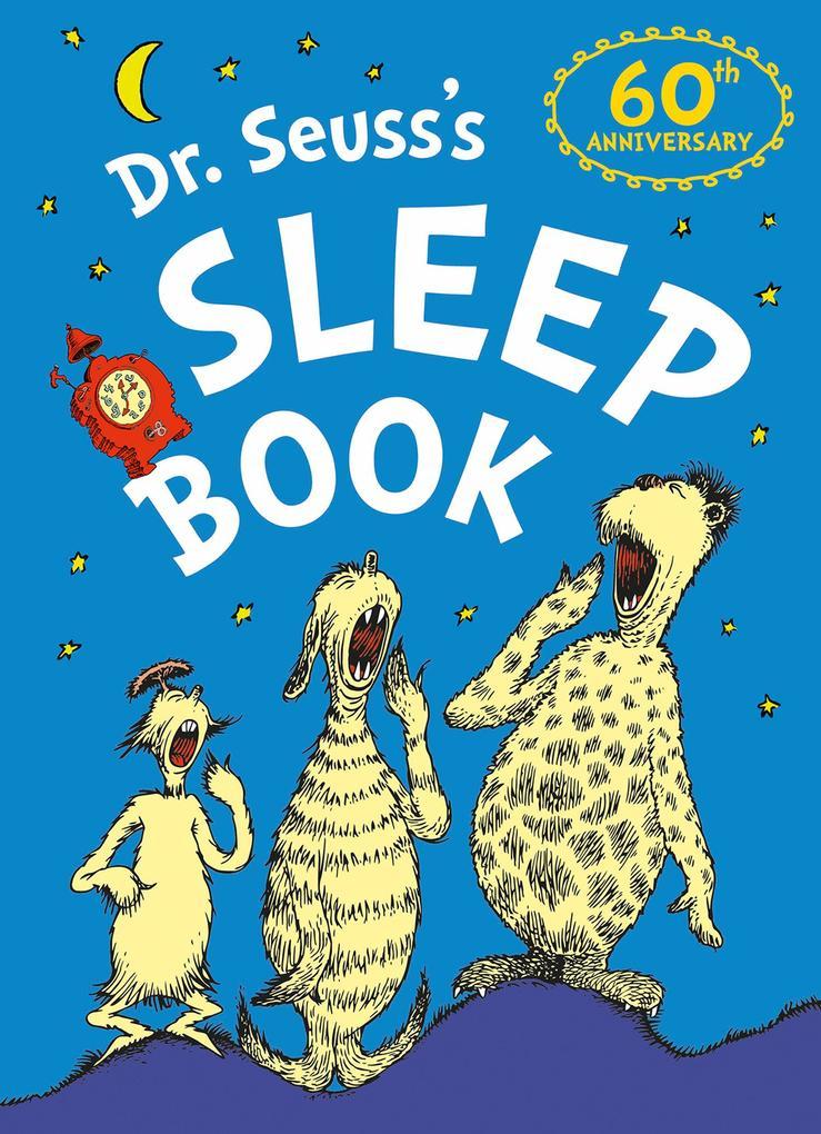 Dr. Seuss's Sleep Book als Taschenbuch