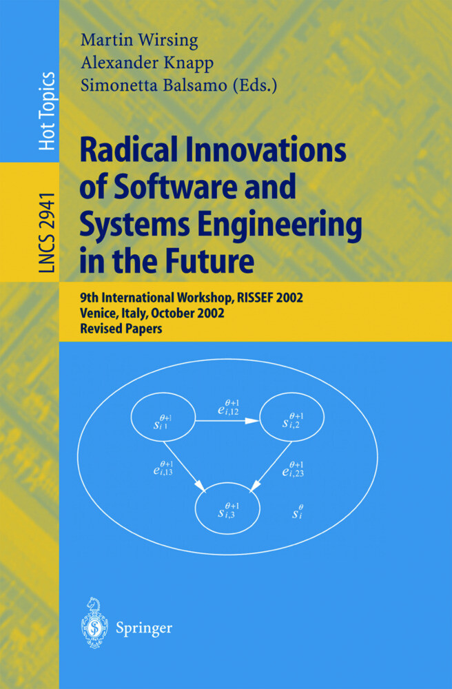 Radical Innovations of Software and Systems Engineering in the Future als Buch (kartoniert)