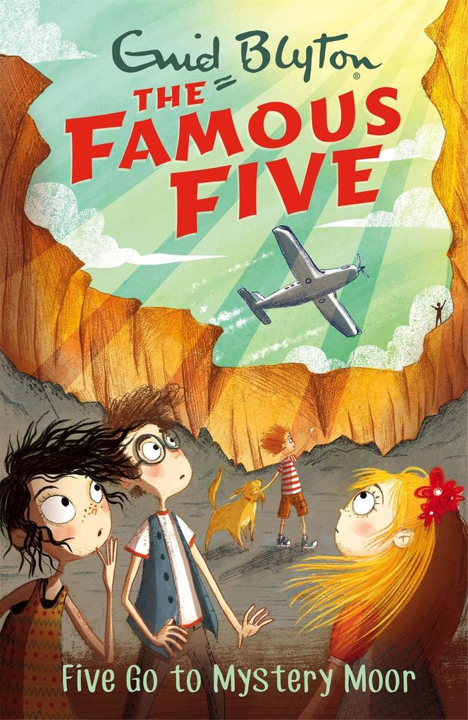 Famous Five: Five Go To Mystery Moor als Taschenbuch