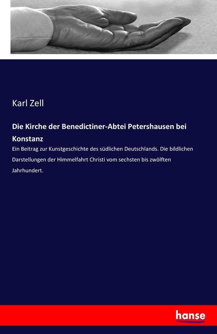 Die Kirche der Benedictiner-Abtei Petershausen bei Konstanz als Buch (kartoniert)