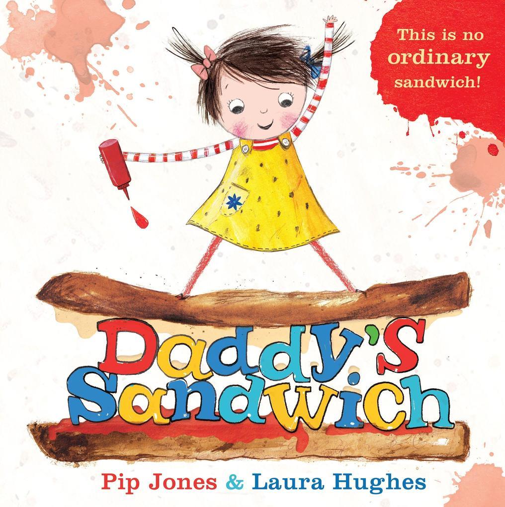 Daddy's Sandwich als Buch (kartoniert)