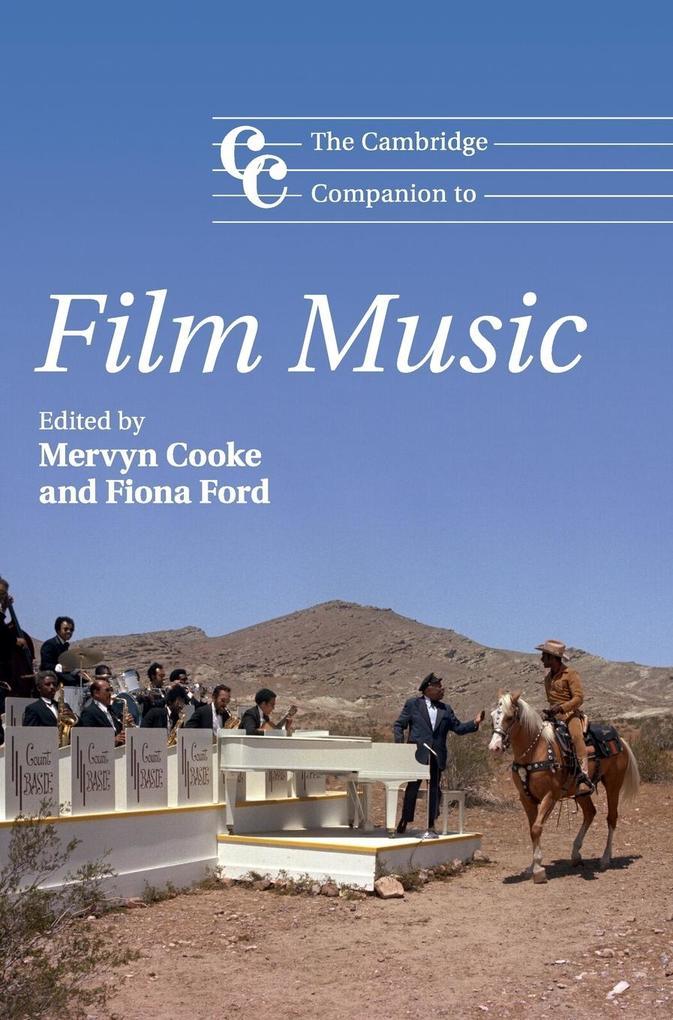 The Cambridge Companion to Film Music als Buch (gebunden)