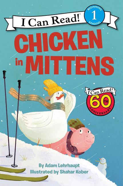 Chicken in Mittens als Taschenbuch