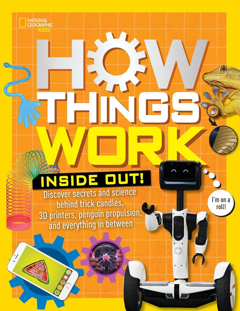 How Things Work: Inside Out als Buch (gebunden)