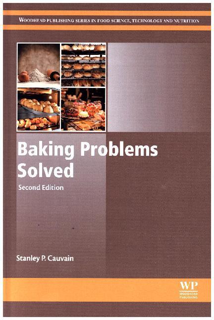 Baking Problems Solved als Buch (gebunden)