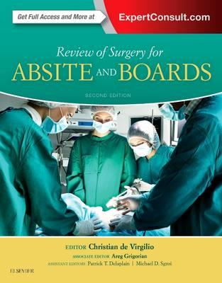 Review of Surgery for ABSITE and Boards als Taschenbuch