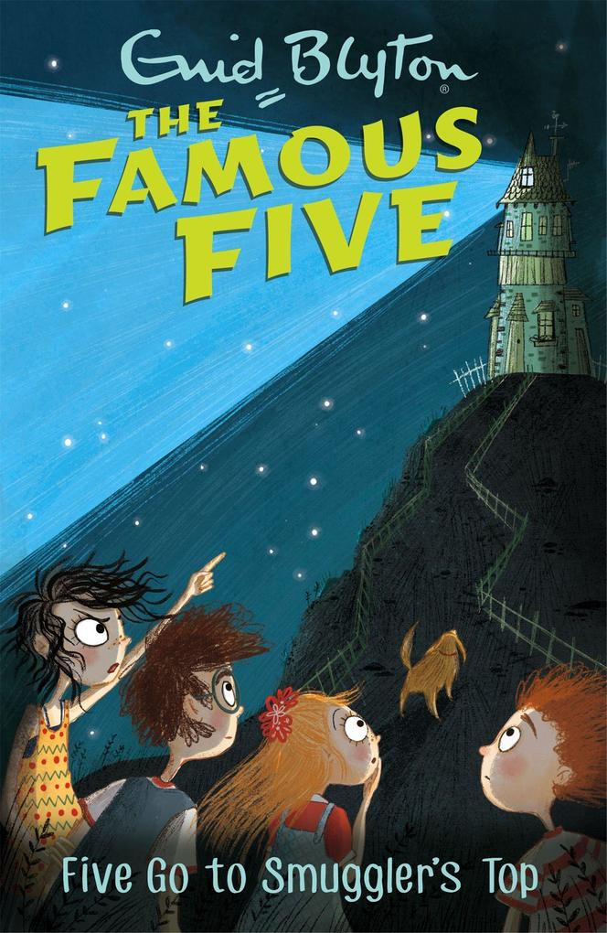 Famous Five: Five Go To Smuggler's Top als Taschenbuch