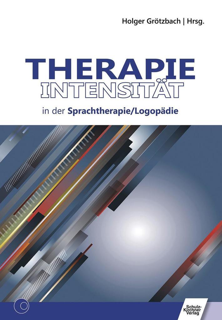 Therapieintensität in der Sprachtherapie/Logopädie als eBook pdf