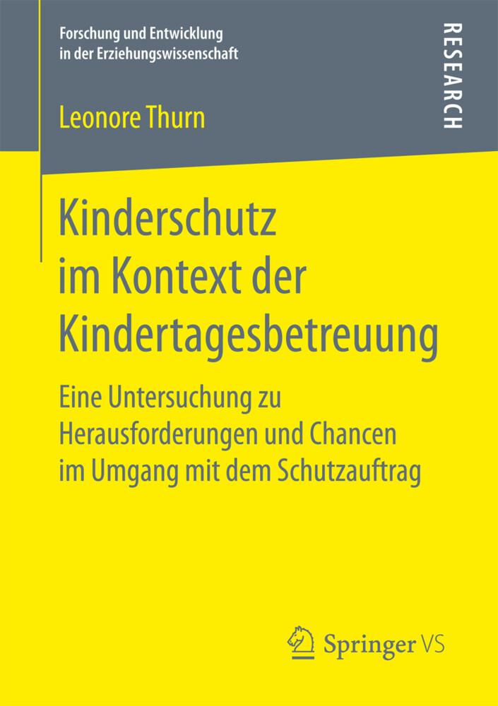 Kinderschutz im Kontext der Kindertagesbetreuung als Buch (kartoniert)