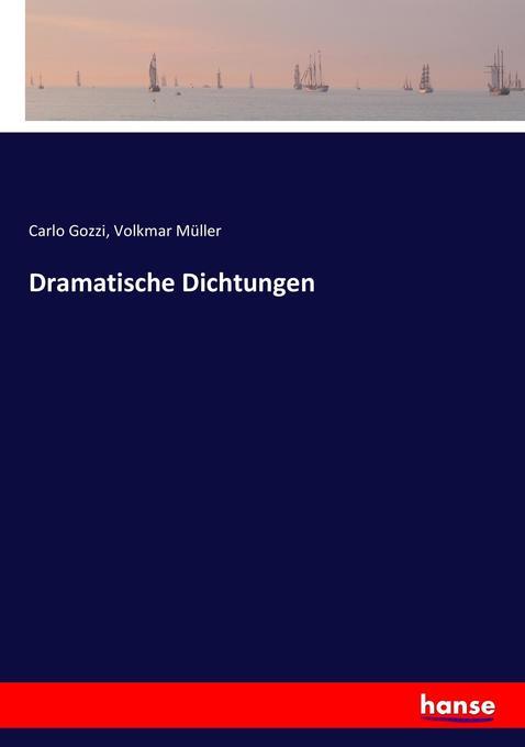 Dramatische Dichtungen als Buch (kartoniert)