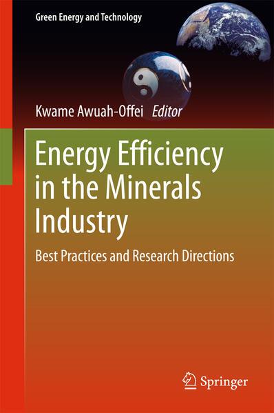 Energy Efficiency in the Minerals Industry als Buch (gebunden)