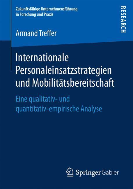 Internationale Personaleinsatzstrategien und Mobilitätsbereitschaft als Buch (kartoniert)