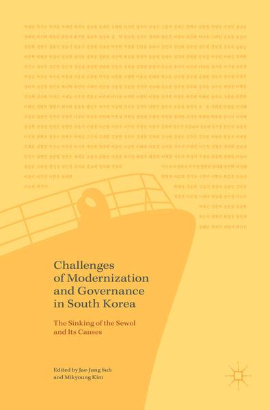Challenges of Modernization and Governance in South Korea als Buch (gebunden)