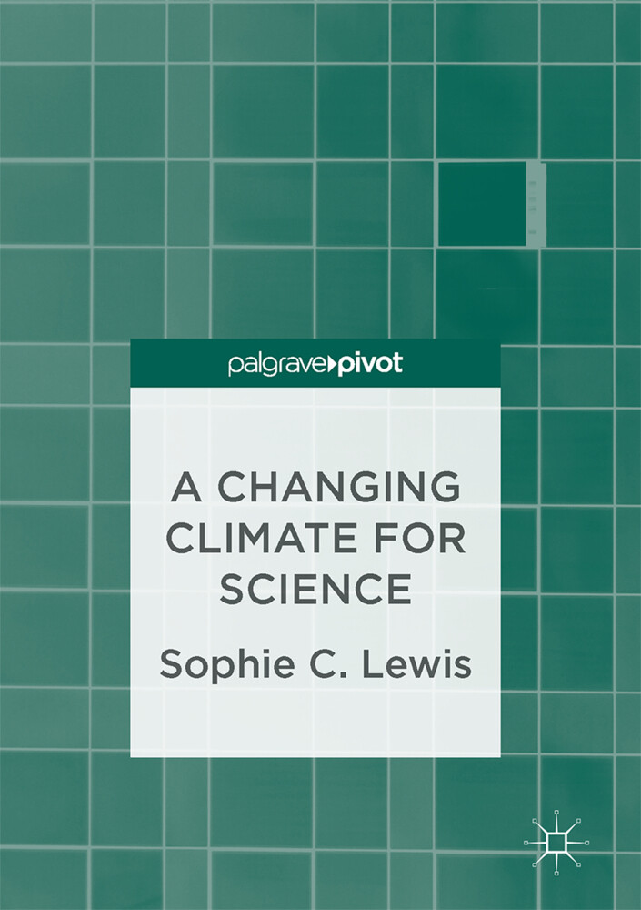 A Changing Climate for Science als Buch (gebunden)
