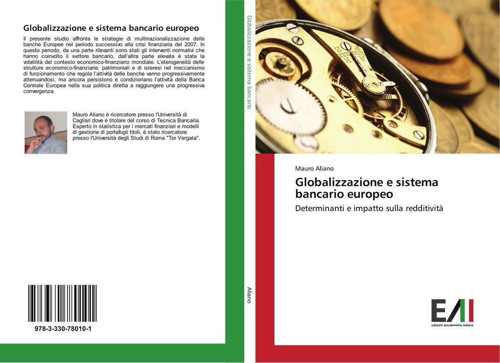 Globalizzazione e sistema bancario europeo als Buch (kartoniert)