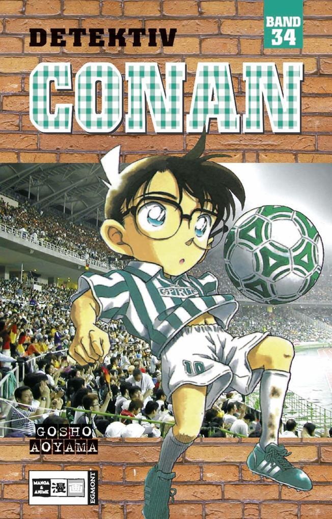 Detektiv Conan 34 als Buch (kartoniert)