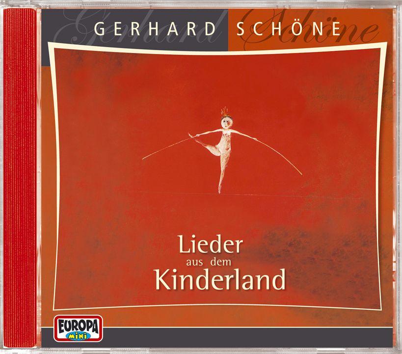Lieder aus dem Kinderland. CD als CD