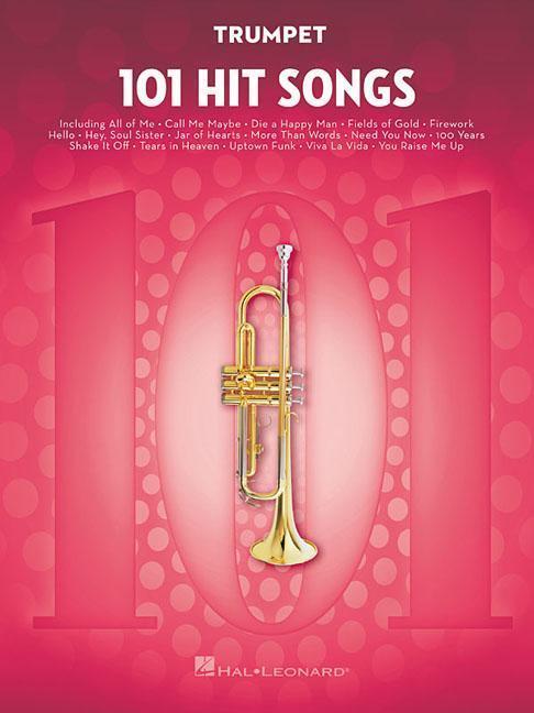 101 Hit Songs For Trumpet als Taschenbuch